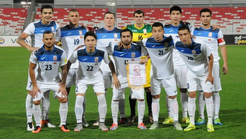 Indian National Football Team: Know Your Rivals - Kyrgyz Republic