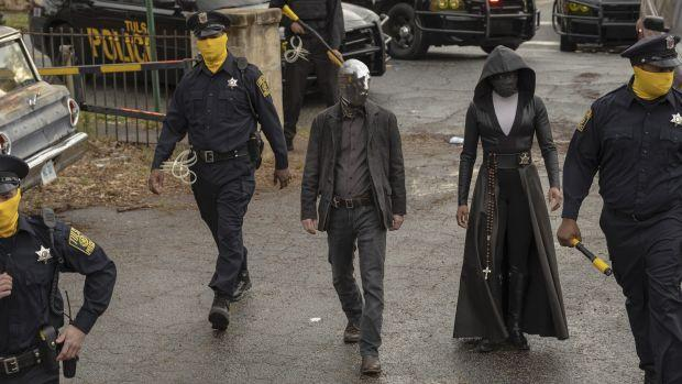 hbo watchmen characters