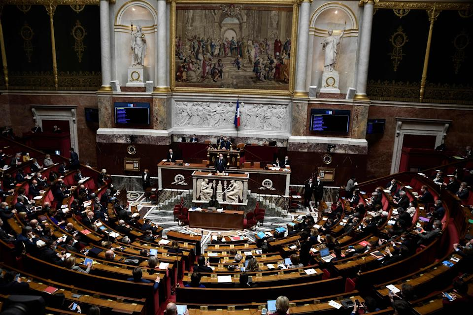 <p>The lawmakers in the French national parliament in Paris unanimously voted to outlaw  sex with a child under the age of 15 </p> (AFP via Getty Images)