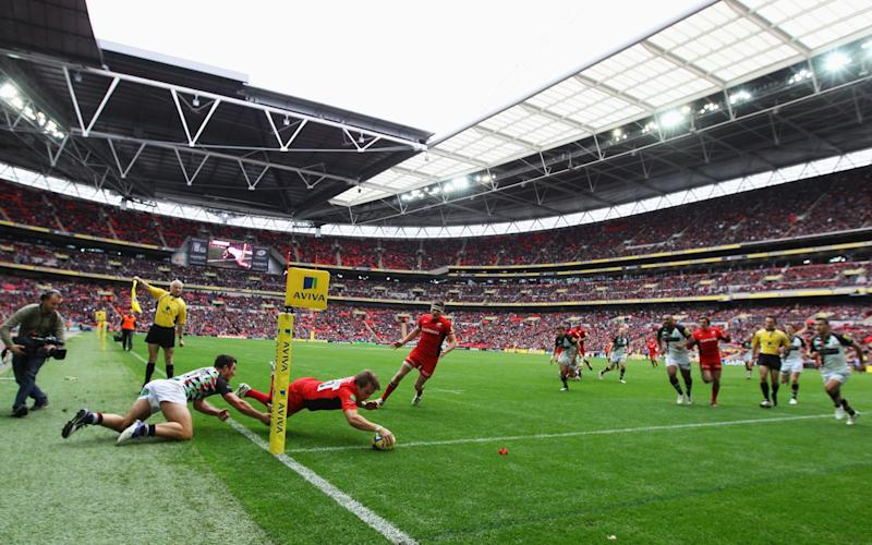 Wembley - Credit: GETTY IMAGES