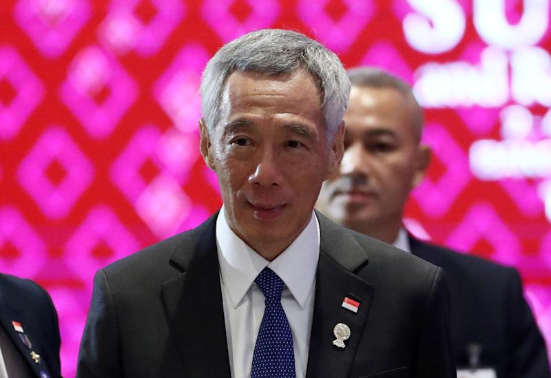 COVD-19 case regularly took part in Teck Ghee RC group activities: PM Lee