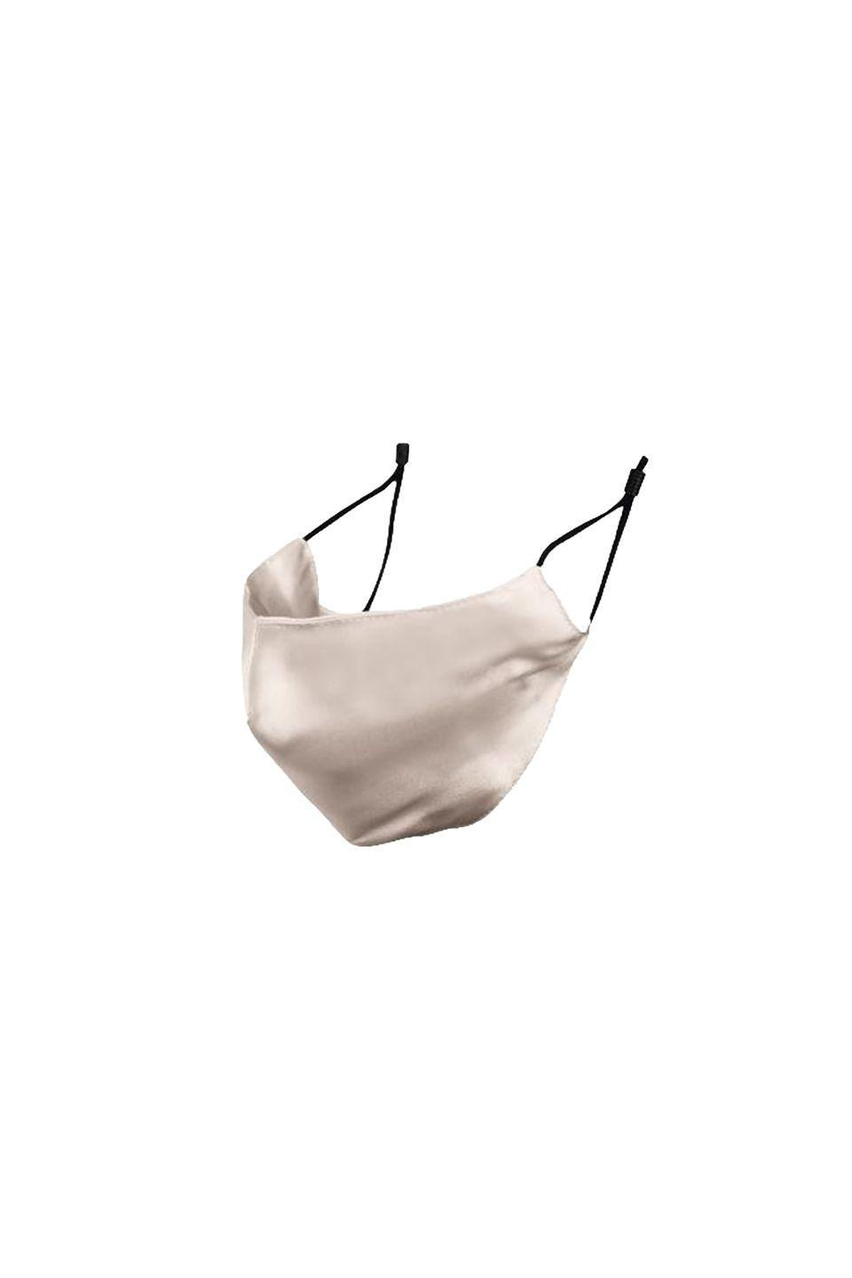 """<p><a class=""""link rapid-noclick-resp"""" href=""""https://facesilk.co.uk/products/fab-luxe-silk-face-mask-french-rose?pr_prod_strat=copurchase&pr_rec_pid=5581134823587&pr_ref_pid=5580971147427&pr_seq=uniform"""" rel=""""nofollow noopener"""" target=""""_blank"""" data-ylk=""""slk:SHOP NOW"""">SHOP NOW</a></p><p>Available in a range of neutral tones, this mask is great for simple comfort.</p><p>Silk face mask, £14, <a href=""""https://thebigsilk.com/products/silk-face-mask?variant=32341400092708"""" rel=""""nofollow noopener"""" target=""""_blank"""" data-ylk=""""slk:The Big Silk"""" class=""""link rapid-noclick-resp"""">The Big Silk</a></p>"""