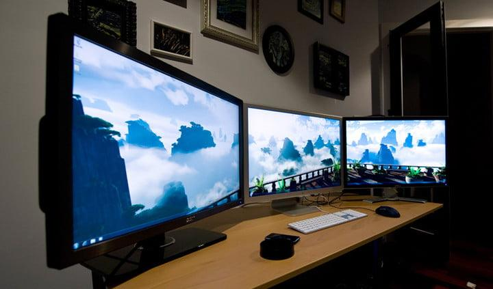 rob enderles favorite tech products of 2010 amd eyefinity 3 1