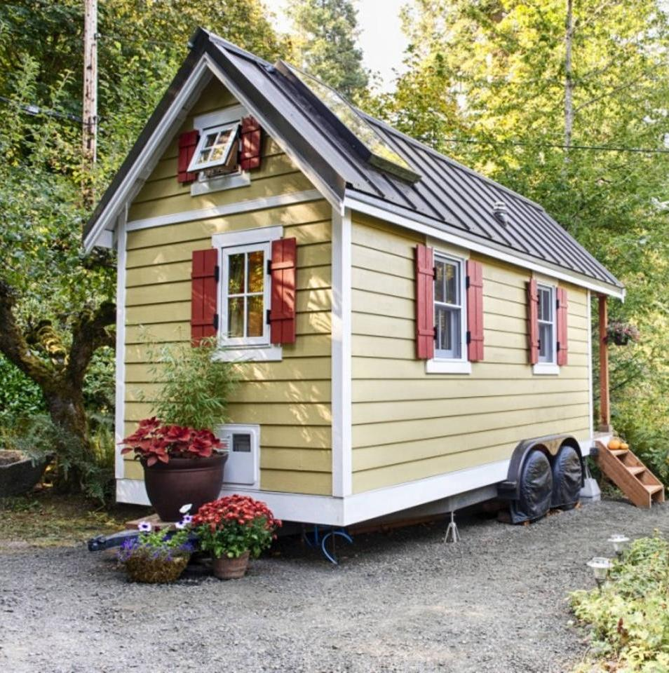 10 Tiny Houses You Can Rent Or Even Buy