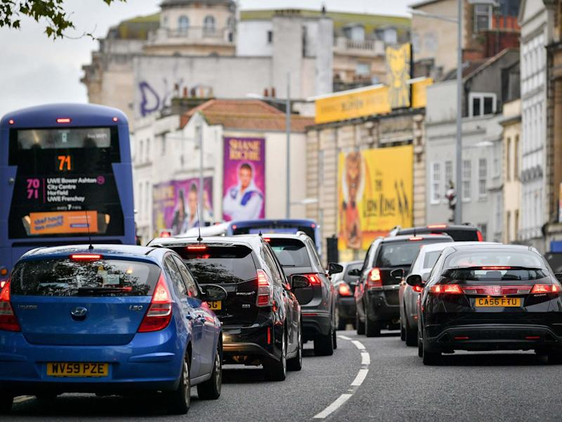 Bristol's mayor has approved plans to make the city centre free of diesel vehicles by 2021: Ben Birchall/PA Wire