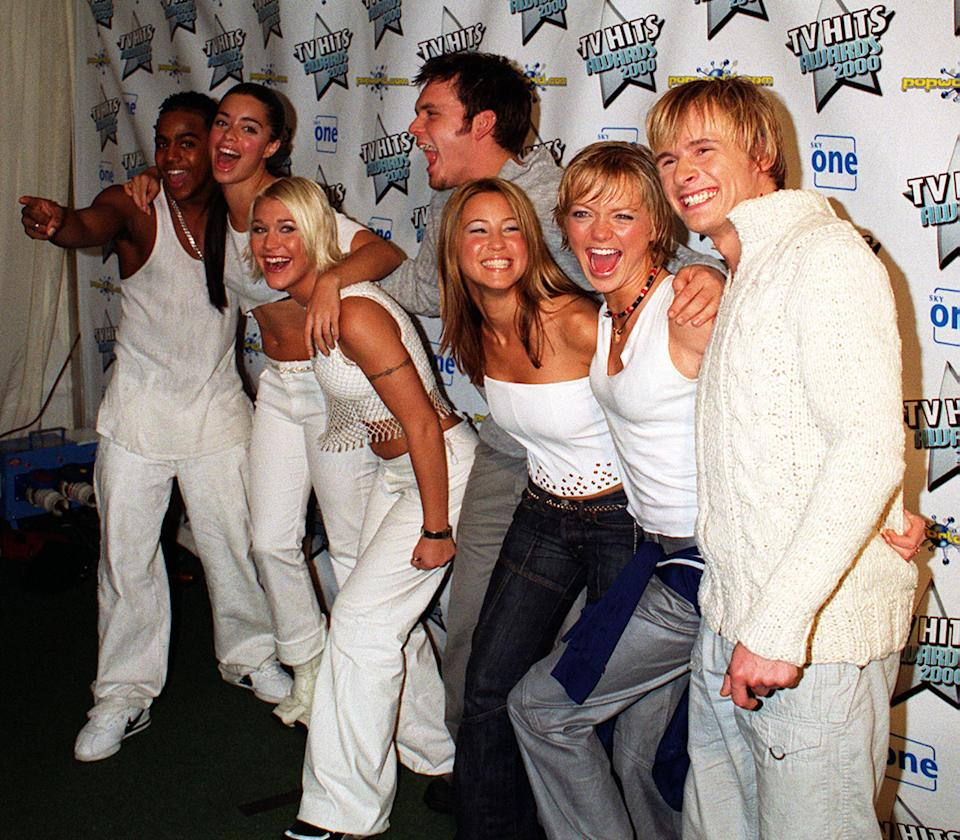 S Club 7 are planning to reunite