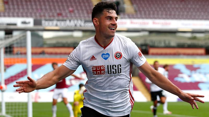 Egan signs new four-year deal with Sheffield United
