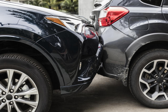 Her parents were late to the party because their car got hit from behind. [Photo: Getty]