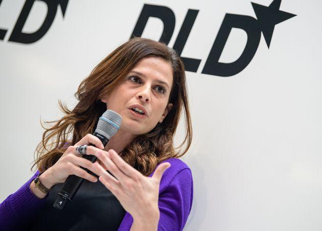 Francesca Bria, chief technology and digital innovation officer for Barcelona City Council, speaking in a panel discussion on the subject