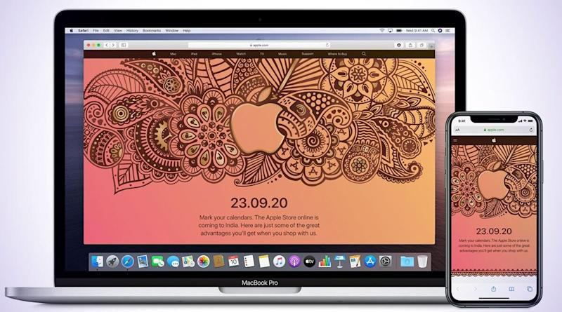 Apple Online Store to Be Launched in India on September 23, 2020; Partners With Blue Dart for Logistics Support
