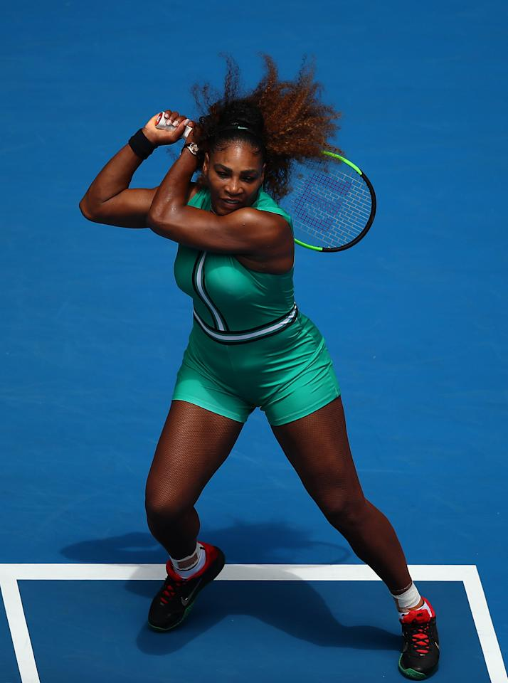 8af9eac5f73a Serena Williams's Outfit Isn't a Leotard - It's a Badass