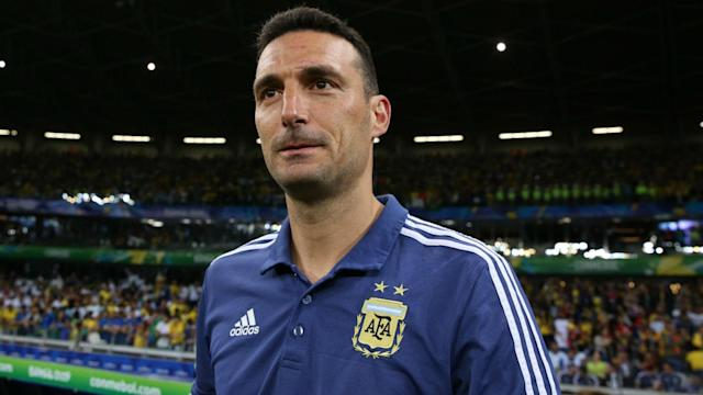 While seeking improvement, Lionel Scaloni is happy with Argentina's development after their unbeaten run continued.