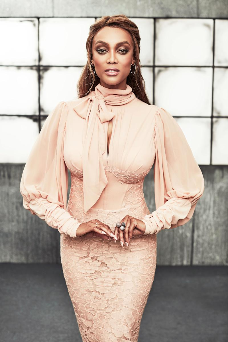 2f5c229d640 Tyra Banks Praises Kmart's Decision to Use 'Fabulously Sized' Label: 'I Stopped  Saying Plus-Size' Five Years Ago