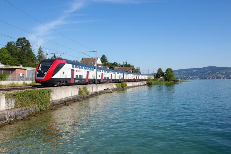 Fares fair? Occasional users such as foreign visitors may have no choice but to buy sky-high rail tickets in Switzerland: SBB CFF FFS