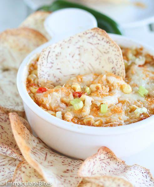 "<p>Try this delicious corn dip, made with jalapeño peppers, green onions, and lots of cheese.</p><p><strong>Get the recipe at <a href=""https://www.africanbites.com/corn-jalapeno-dip/"" rel=""nofollow noopener"" target=""_blank"" data-ylk=""slk:Immaculate Bites"" class=""link rapid-noclick-resp"">Immaculate Bites</a>.</strong></p><p><strong><a class=""link rapid-noclick-resp"" href=""https://go.redirectingat.com?id=74968X1596630&url=https%3A%2F%2Fwww.walmart.com%2Fsearch%2F%3Fquery%3Dskillet&sref=https%3A%2F%2Fwww.thepioneerwoman.com%2Ffood-cooking%2Fmeals-menus%2Fg35993911%2Fbest-corn-recipes%2F"" rel=""nofollow noopener"" target=""_blank"" data-ylk=""slk:SHOP SKILLETS"">SHOP SKILLETS</a><br></strong></p>"