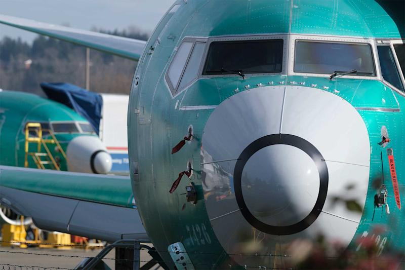 BoeingApproaches Citi for New Loan Amid Max Crisis