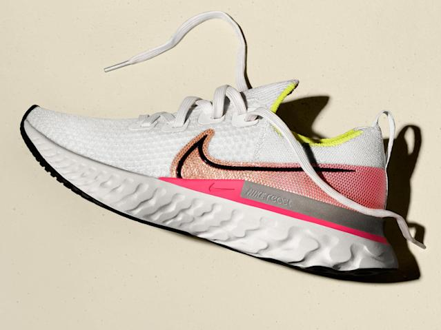 Nike's new React Infinity Run encompasses the 'best qualities of two technologies'