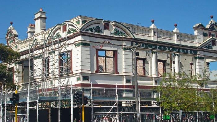 Greens propose big fines for neglecting heritage
