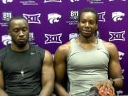 KSO VIDEO: Irving, Johnson, Gipson talk TBT