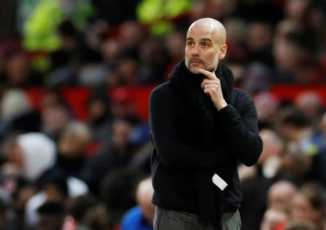 Premier League - Manchester United v Manchester City