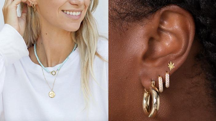 Add some new bling to your wardrobe.