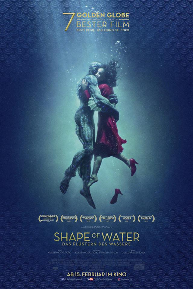 <p><strong>The Shape Of Water </strong>è il <strong>Miglior Film </strong>alla <strong>90esima edizione </strong>degli <strong>Academy Awards</strong>, gli <strong>Oscar</strong>. <br /><br /></p>