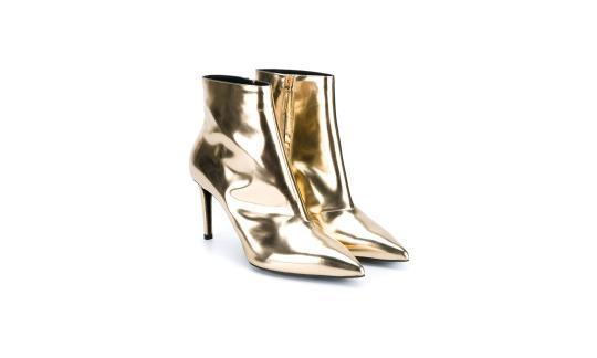 """<p>Patent leather ankle boots, $565,<a href=""""http://www.brownsfashion.com/product/LS1A52870002/135/patent-leather-ankle-boots"""" rel=""""nofollow noopener"""" target=""""_blank"""" data-ylk=""""slk:brownsfashion.com"""" class=""""link rapid-noclick-resp""""> brownsfashion.com</a></p>"""