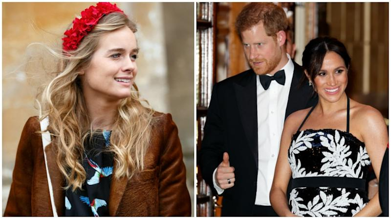 Prince Harry Ex Girlfriend Wedding.Prince Harry And Meghan Markle To Attend