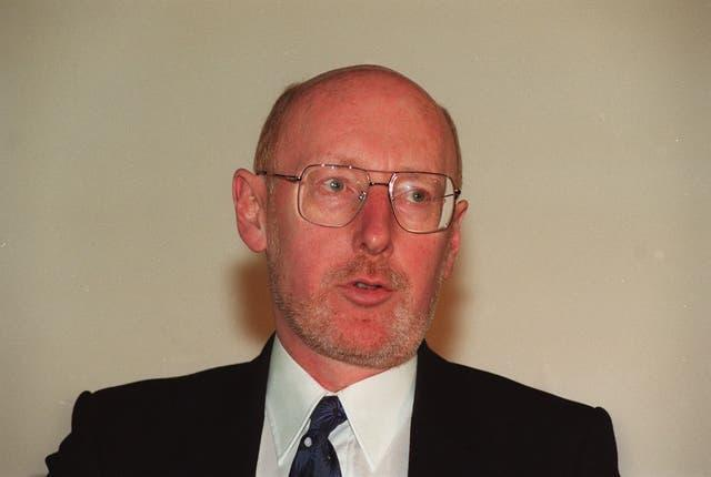 Clive Sinclair in 1994