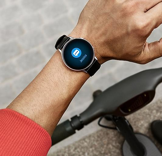 This is the smartest of all of Samsung's wearables. (Photo: Walmart)