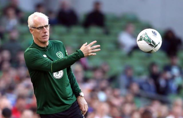 Stephen Kenny was lined up to succeed Mick McCarthy as Republic of Ireland manager after a spell in charge of the Under-21s