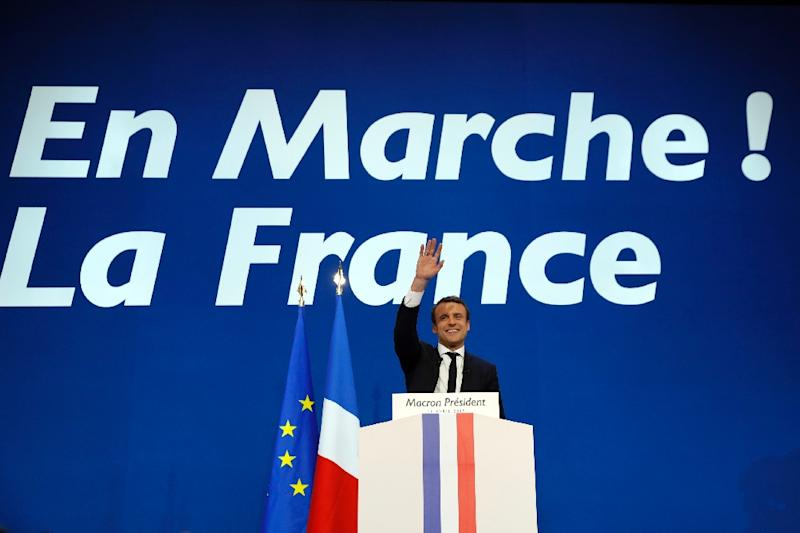 French Election Premature celebrations take tolls on Macrons round two campaigns
