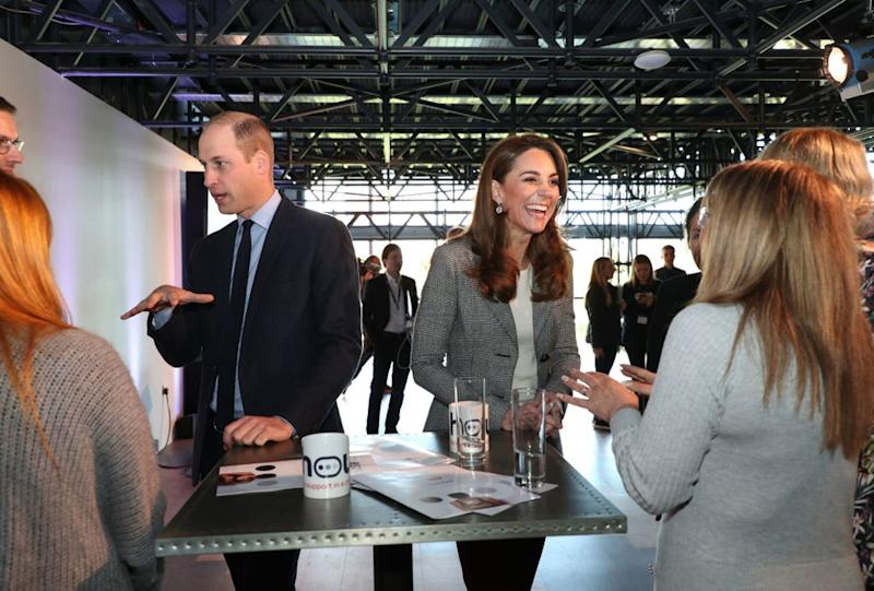 Prince William and Kate Middleton | Shutterstock