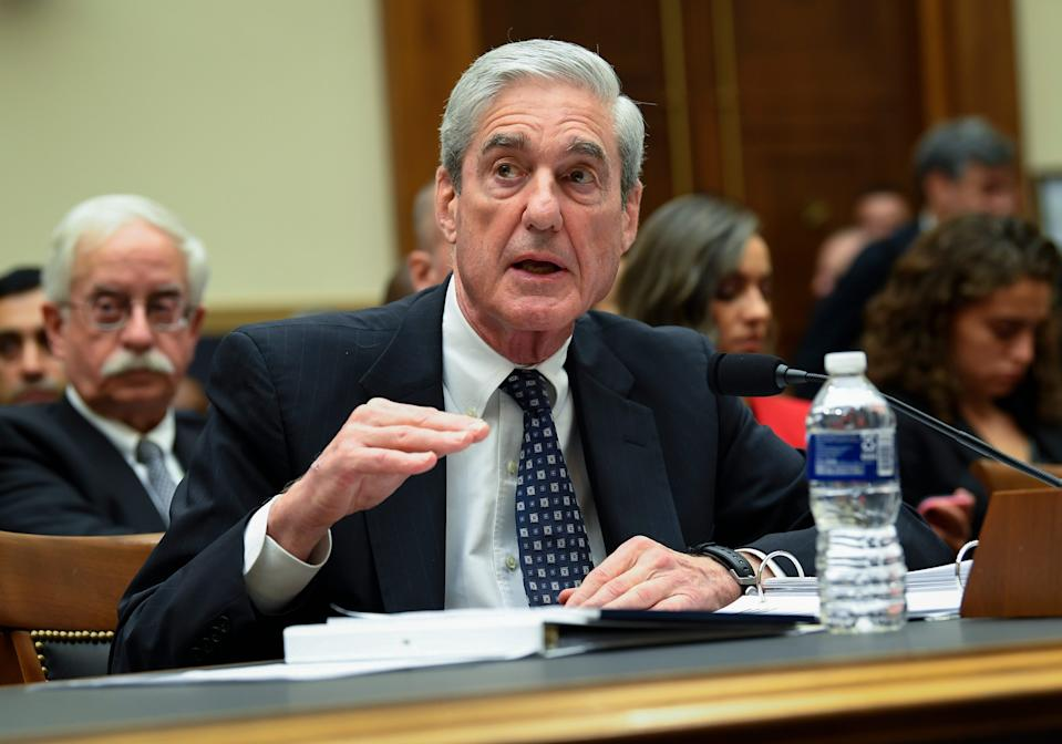 Special counsel Robert Mueller led an investigation into Russian Interference in the 2016 presidential election.