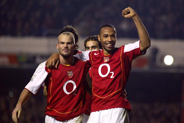Ljungberg was part of the great Arsenal side which went a whole season unbeaten in the Premier League. (Photo by Adam Davy - PA Images via Getty Images)
