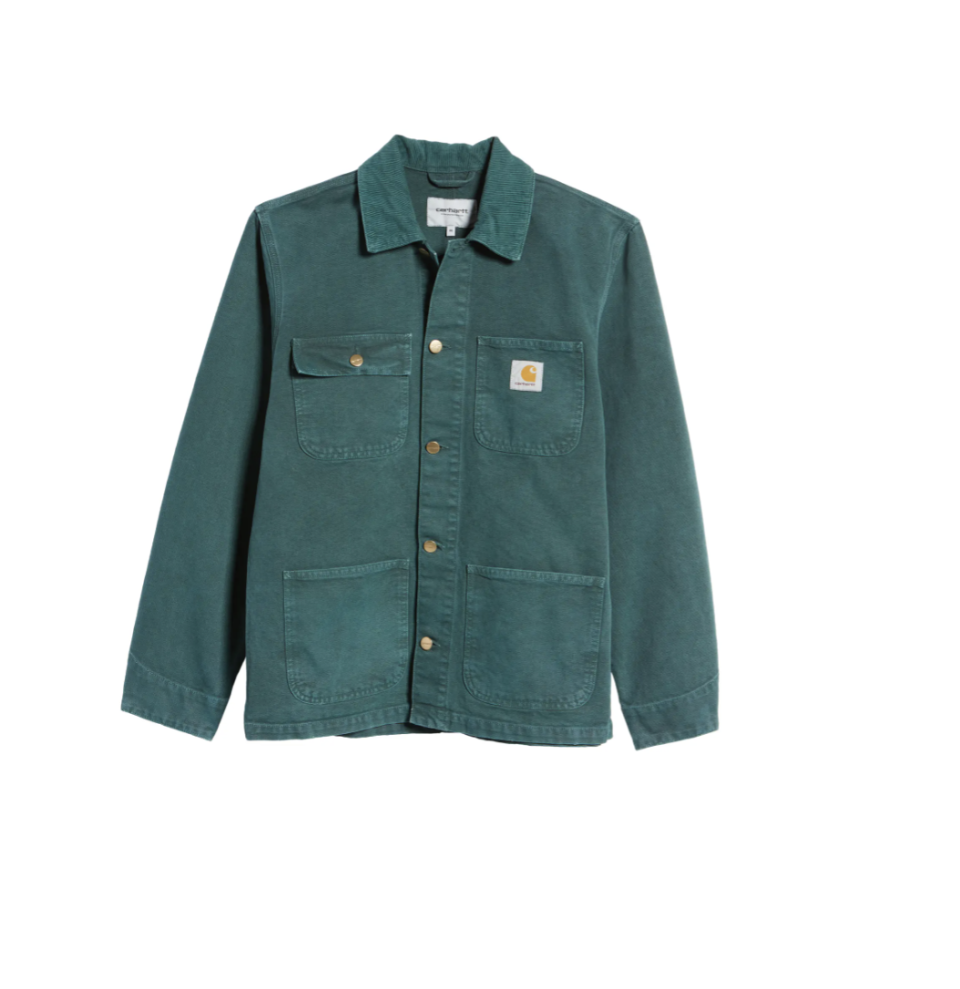 """<p><strong>CARHARTT WORK IN PROGRESS</strong></p><p>nordstrom.com</p><p><strong>$188.00</strong></p><p><a href=""""https://go.redirectingat.com?id=74968X1596630&url=https%3A%2F%2Fshop.nordstrom.com%2Fs%2Fcarhartt-work-in-progress-michigan-coat%2F5237484&sref=https%3A%2F%2Fwww.menshealth.com%2Ftechnology-gear%2Fg37546941%2Fbest-gifts-for-mechanics%2F"""" rel=""""nofollow noopener"""" target=""""_blank"""" data-ylk=""""slk:BUY IT HERE"""" class=""""link rapid-noclick-resp"""">BUY IT HERE</a></p><p>Carhartt's chore jackets were designed first for function. They offer a bit of warmth but not so much that you need to switch out layers while you work. This one looks just as good with jeans out to dinner, too. </p>"""
