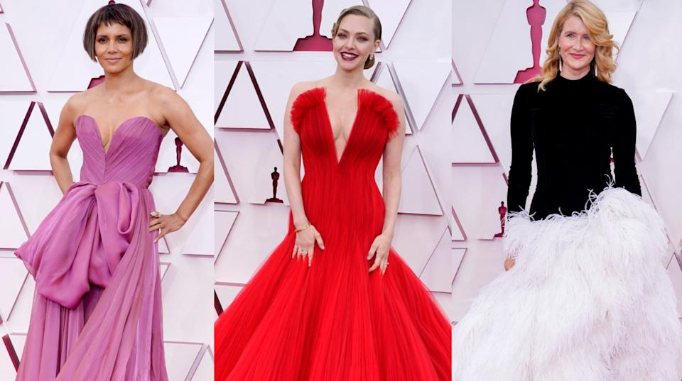 Who was the best and worst dressed of the Oscars? (Images via Getty Images)