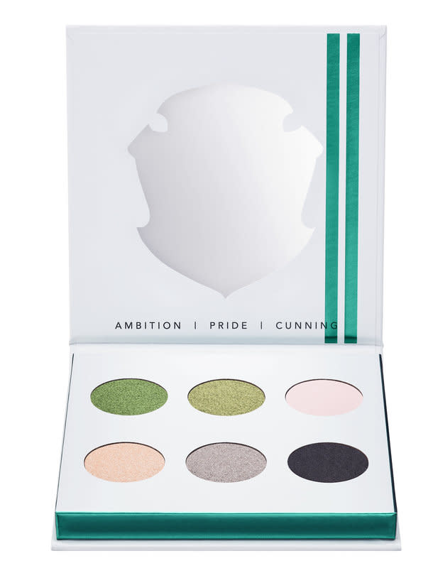 Eye Shadow Palette, £12.50Available in Slytherin, Griffindor, Hufflepuff and Ravenclaw