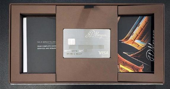 JP Morgan Palladium card | Courtesy of The Points Guy