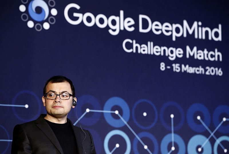 Google's AI takes on champion in fresh Go challenge