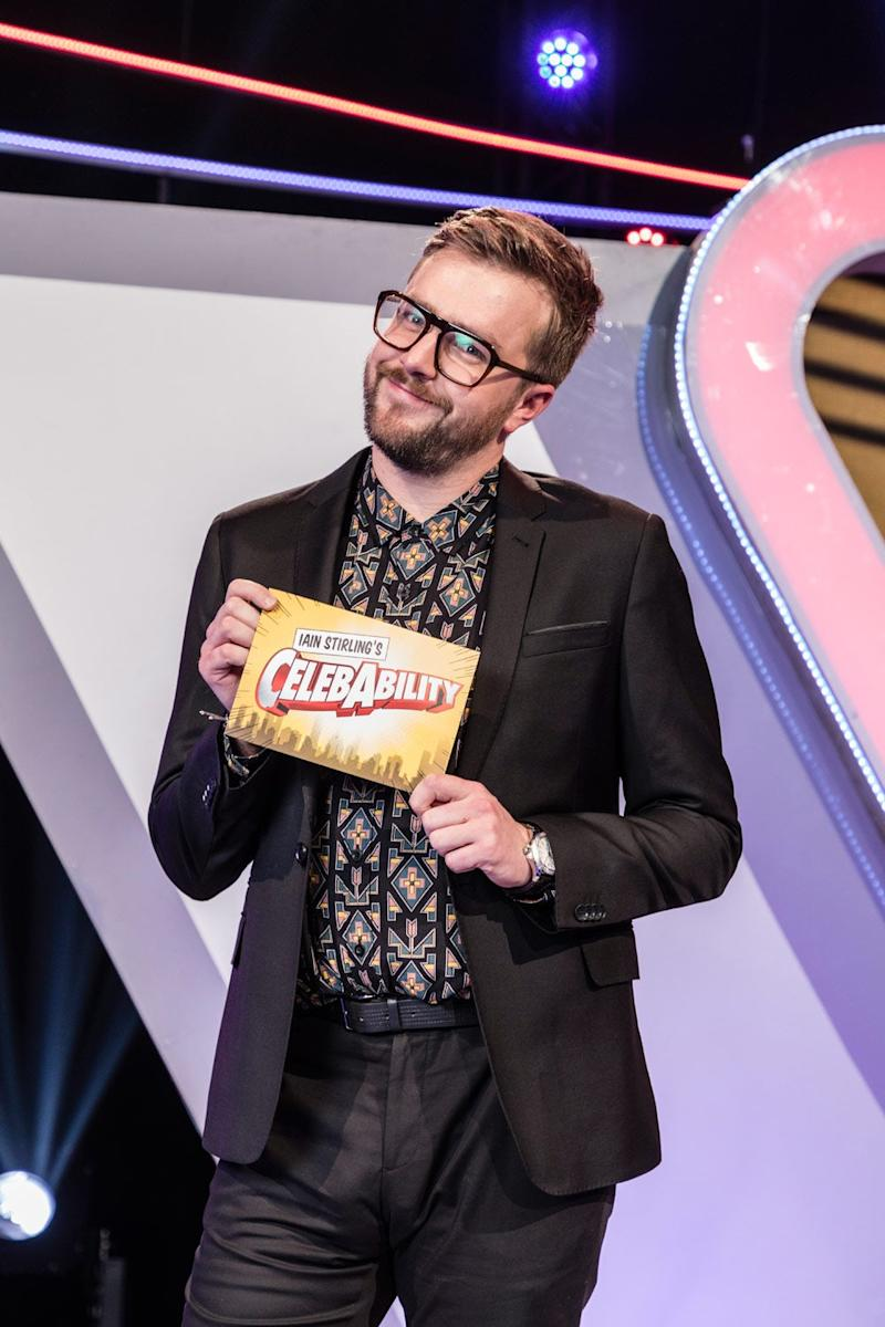 Iain Stirling has shed the pounds in lockdown (Potato / ITV2)