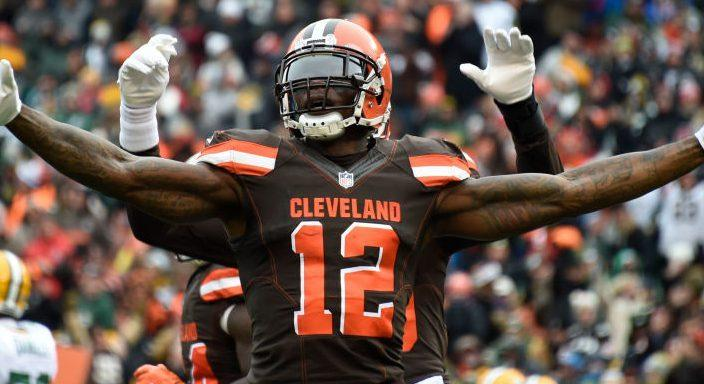 Josh Gordon makes surprise announcement, will report to Browns after long absence