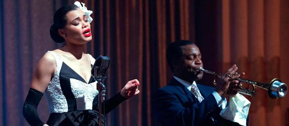 AndraDay dans le biopic de Lee Daniels, « The United States vs. Billie Holiday ».