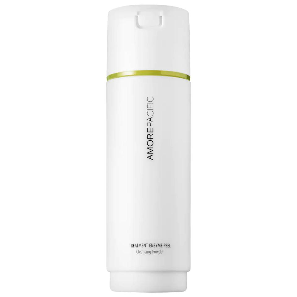 Amorepacific Treatment Enzyme Exfoliating Powder Cleanser. Image via Sephora