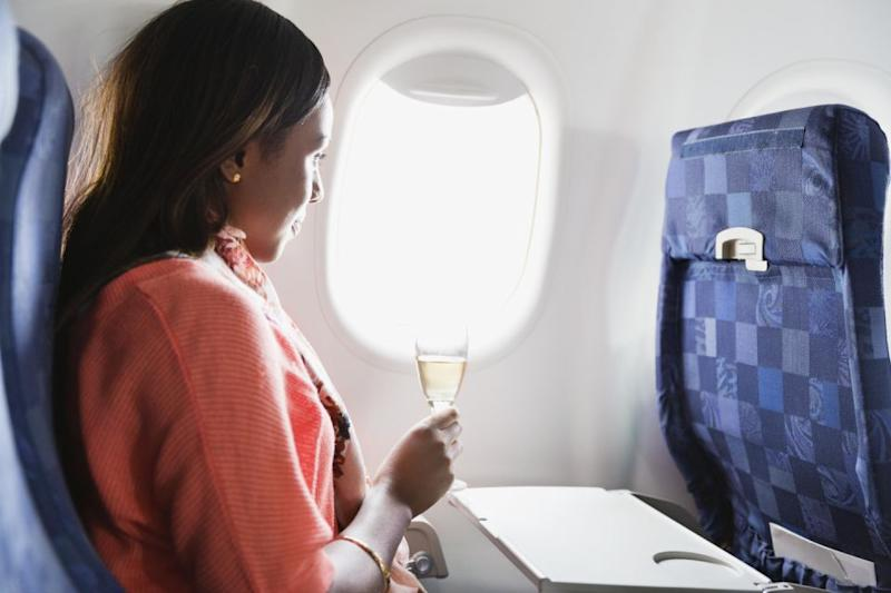 Window seat lovers are considered more selfish. Photo: Getty