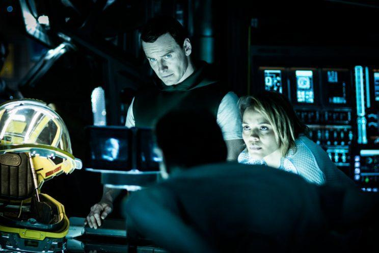 Revealed… Ridley Scott unveils how Alien: Covenant and Prometheus are connected – Credit: Fox
