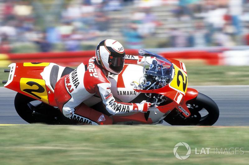 "1990 - Wayne Rainey, Yamaha<span class=""copyright"">Gold and Goose / Motorsport Images</span>"