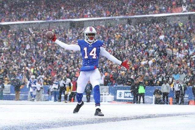 A healthy Sammy Watkins is crucial if the Bills want to end their playoff draught. (Getty)