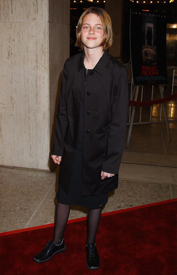 <p>At the premiere of <em>Panic Room</em> (March 2002)</p>