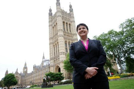 Sturgeon: SNP 'vital' to protect Scotland from dangers of Tory government